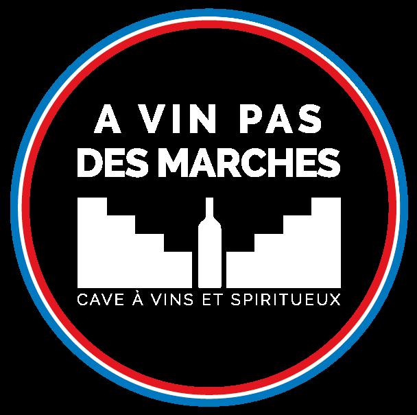 logo a vin pas des marches cave a vins a saint etienne